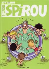 (Recueil) Spirou (Album du journal) -279- Spirou album du journal