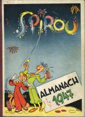 Spirou (Almanachs & Album+) -3- Almanach 1947