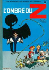 Spirou et Fantasio -16- L'ombre du Z