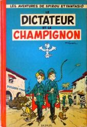 Spirou et Fantasio -7'- Le dictateur et le champignon