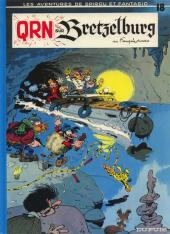 Spirou et Fantasio -18c76- QRN sur Bretzelburg