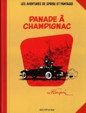 Spirou et Fantasio -19Atlas- Panade à Champignac