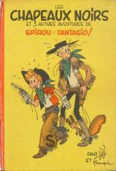 Spirou et Fantasio -3a55- Les chapeaux noirs