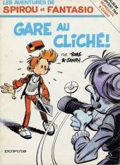 Spirou et Fantasio -2- (Divers) -Pub- Gare au cliché!