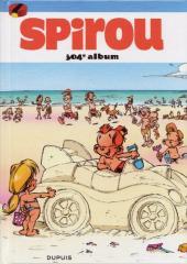 (Recueil) Spirou (Album du journal) -304- Spirou album du journal