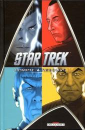 Star Trek (Delcourt) -1- Star Trek - Compte à rebours