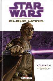 Star Wars - Clone Wars -6- Démonstration de Force