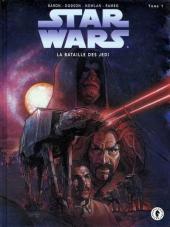 Star Wars - Le cycle de Thrawn (Dark Horse) -4- La bataille des Jedi - Tome 1
