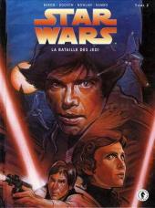 Star Wars - Le cycle de Thrawn (Dark Horse) -5- La bataille des Jedi - Tome 2