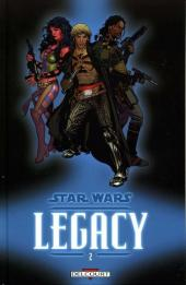 Star Wars - Legacy -2- Question de confiance