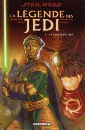 Star Wars - La légende des Jedi -5- La Guerre des Sith