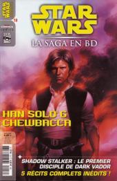 Star Wars - BD Magazine / La saga en BD -18- Numéro 18