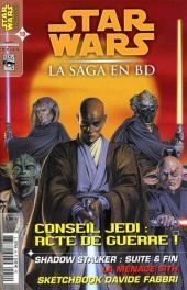 Star Wars - BD Magazine / La saga en BD -19- Numéro 19
