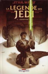 Star Wars - La légende des Jedi -6- Rédemption
