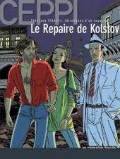 Stéphane Clément -3c- Le repaire de Kolstov