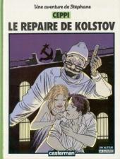 Stéphane Clément -3a- Le repaire de Kolstov