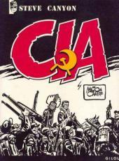 Steve Canyon -5- CIA
