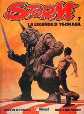 Storm -7- La légende d'Ygdrasil