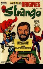 Strange (Spécial Origines) -136bis- Strange 136 bis