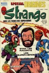 Strange (Spécial Origines) -160bis- Strange 160 bis