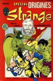 Strange (Spécial Origines) -226bis- Strange 226 bis