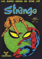 Strange -33- Strange 33