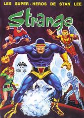 Strange -40- Strange 40