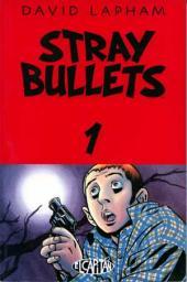 Stray Bullets -1- Stray bullets - T1