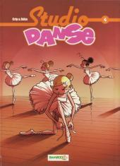 Studio danse -4- Tome 4