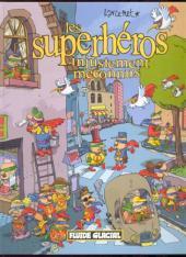 Superhéros injustement méconnus (Les)