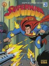 Superman (Dessin animé) -1- Hommes de fer !