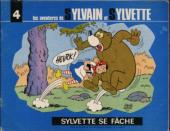 Sylvain et Sylvette (06-série : collection Fleurette 2e série) -4- Sylvette se fache