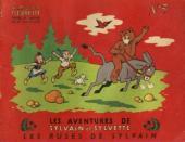 Sylvain et Sylvette (01-série : albums Fleurette) -5- Les ruses de Sylvain