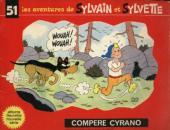 Sylvain et Sylvette (03-série : Fleurette nouvelle série) -51- Compère Cyrano