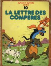 Sylvain et Sylvette -10- La lettre des Compères