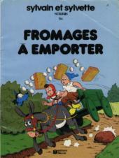 Sylvain et Sylvette -26- Fromages à emporter