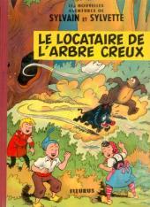 Sylvain et Sylvette (02-série : nouvelles aventures de Sylvain et Sylvette) -6- Le locataire de l'arbre creux