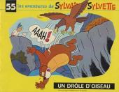 Sylvain et Sylvette (03-série : Fleurette nouvelle série) -55- Un drôle d'oiseau