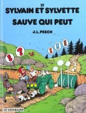 Sylvain et Sylvette -17a- Sauve qui peut