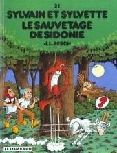 Sylvain et Sylvette -21a- Le sauvetage de Sidonie