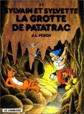Sylvain et Sylvette -37- La grotte de Patatrac