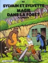 Sylvain et Sylvette -42- Magie dans la forêt