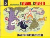 Sylvain et Sylvette (06-série : collection Fleurette 2e série) -2- Tiburce le dogue