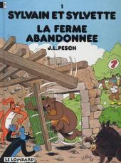 Sylvain et Sylvette -1b1996- La ferme abandonnée