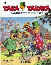 Taka Takata -2- Kamikaze cycliste