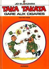 Taka Takata -10- Gare aux cigares