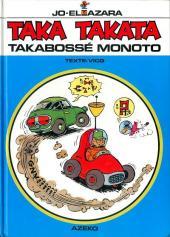 Taka Takata -8- Takabossé Monoto