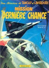 Tanguy et Laverdure -17- Mission dernière chance