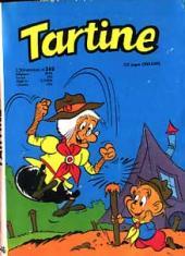 Tartine -346- Un jouet signé Tartine