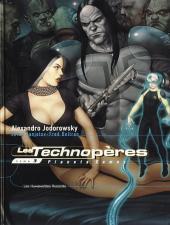 Les technopères -3- Planeta Games